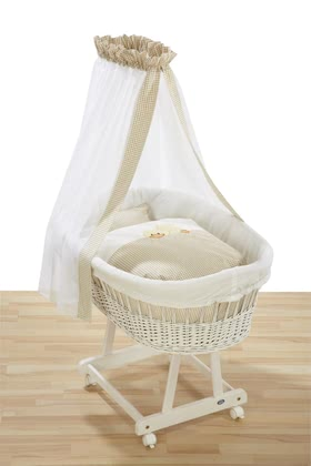 Alvi Bassinet set - Sleeping Duck 2015 - large image