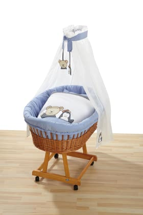 Alvi Bassinet set - Car Driver 2016 - large image