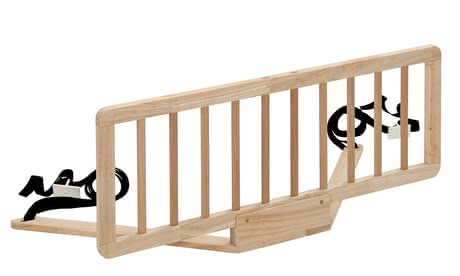 Safety 1st Quiet Night - wooden bed rail Natural Wood 2014 - large image