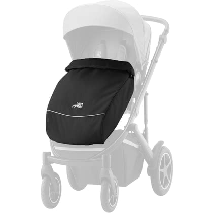 Britax Römer Apron for SMILE III -  * Would you like to keep your little cosy and warm on every walk? Then the Britax Römer apron for the SMILE III is just the right accessory.
