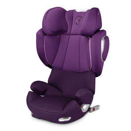 cybex child car seat solution q2 fix 2015 grape juice purple buy at kidsroom car seats. Black Bedroom Furniture Sets. Home Design Ideas
