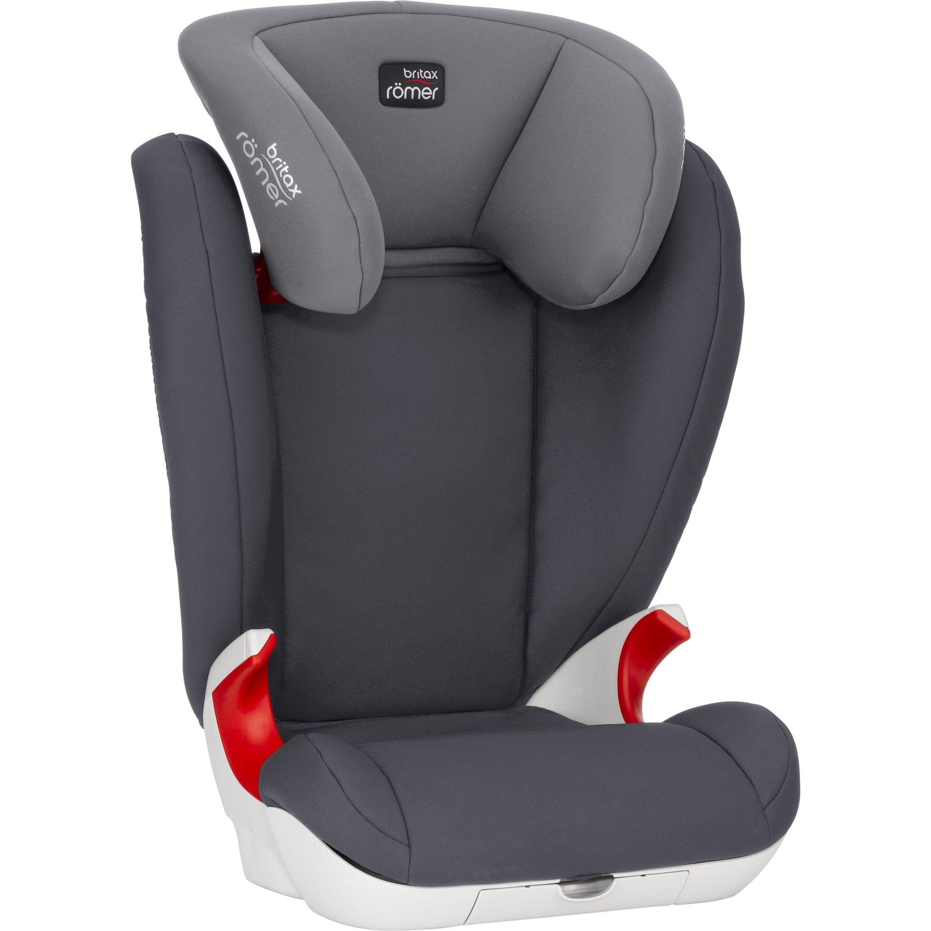 Grey Britax Car Seat
