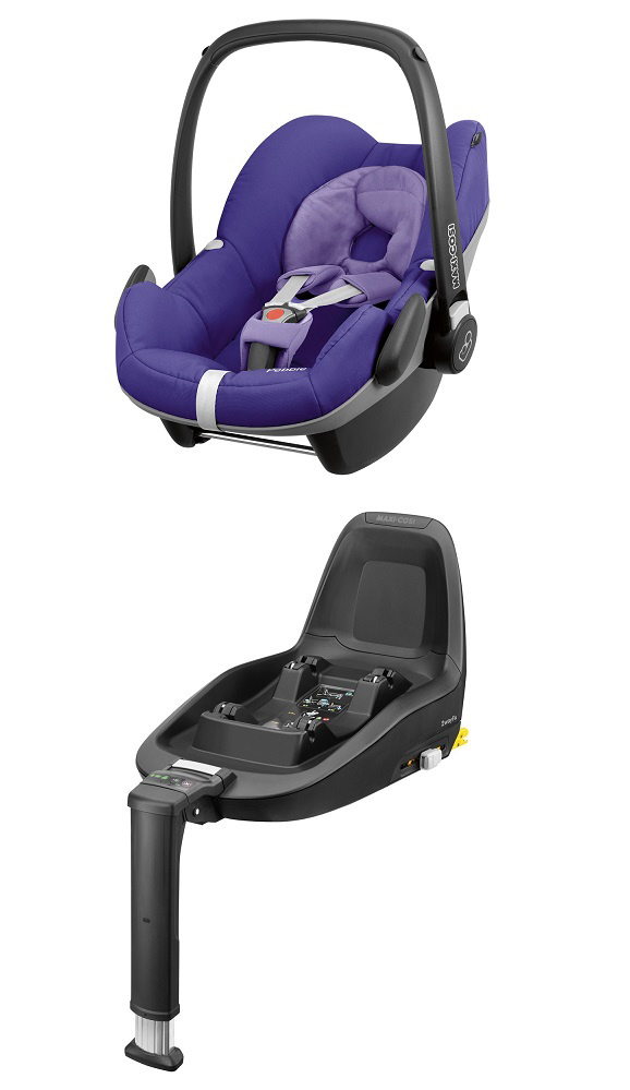 Maxi Cosi Infant Car Seat Safety Rating