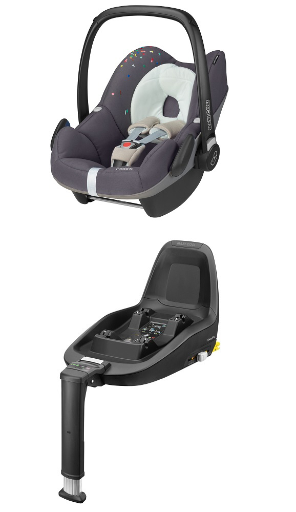 maxi cosi infant car seat pebble including 2wayfix 2014. Black Bedroom Furniture Sets. Home Design Ideas
