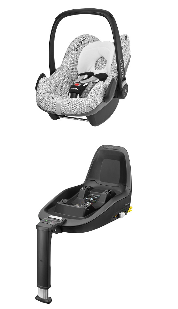 Pebble Car Seat Cover