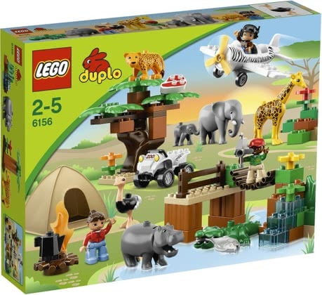 LEGO Duplo Safari Adventure 2015 - large image