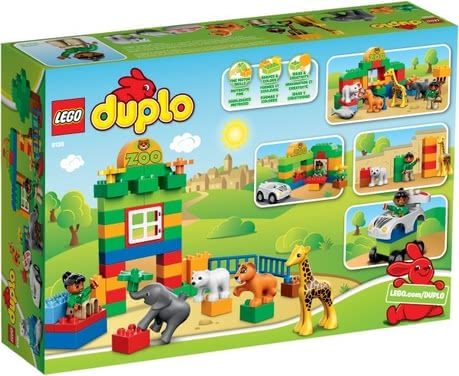 LEGO Duplo My First Zoo 2016 - large image