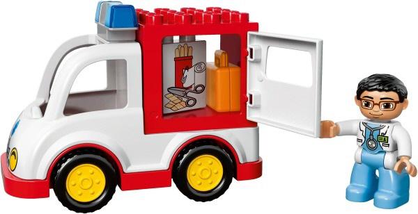 Lego Duplo Ambulance 2016 Buy At Kidsroom Toys Toys For Children