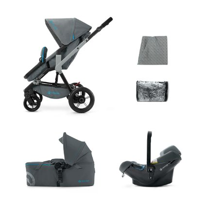 Concord Wanderer Mobility Set Stone Grey 2016 - large image