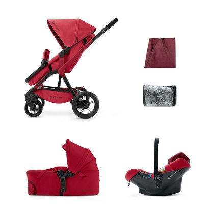 Concord Wanderer Mobility Set Ruby Red 2016 - large image
