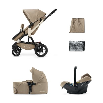 Concord Wanderer Mobility Set Almond Beige 2016 - large image