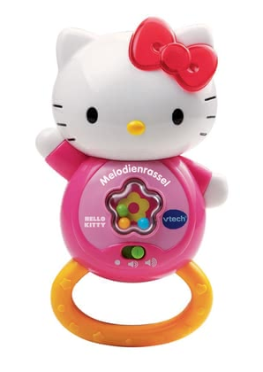 VTech Hello Kitty musical rattle 2016 - large image
