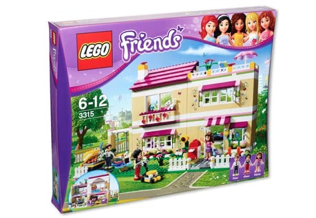 LEGO Friends Dream house 2014 - large image
