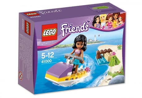 LEGO Friends Jet Boat Fun 2014 - large image