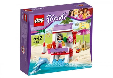 LEGO Friends Emma's Lifeguard Post 2016 - large image