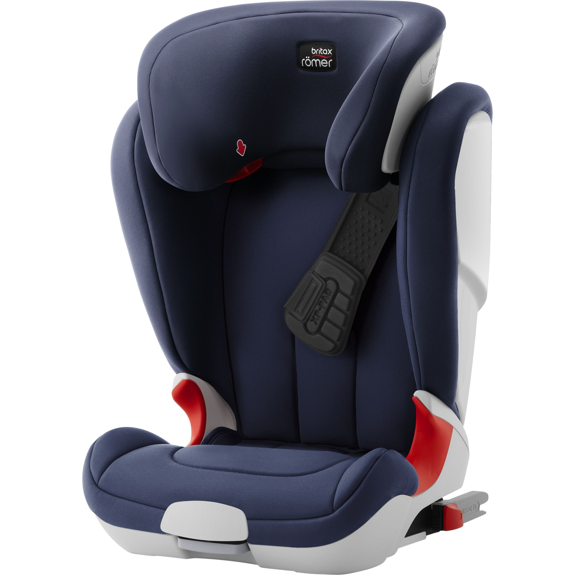 britax r mer car seat kidfix xp 2018 moonlight blue buy at kidsroom car seats. Black Bedroom Furniture Sets. Home Design Ideas