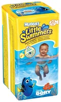 Huggies Swim Nappies Size 2/3 -  * Babies love swimming and splashing in the water. Being equipped with Huggies swim nappies you and your little swimmer can enjoy the time in the water.