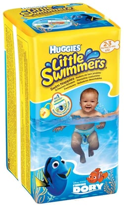 Huggies Couches Pour Piscine Taille 2 3 Acheter Sur Kidsroom
