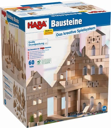Haba Basic building blocks, large starter pack 2016 - large image