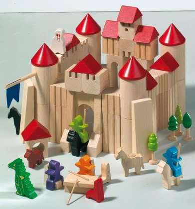 Haba Ghost tower and knight's castle 2016 - large image