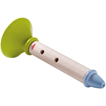 Haba Flutophone -  * With Haba's flutophone even the smallest children can create fantastic acoustic effects.