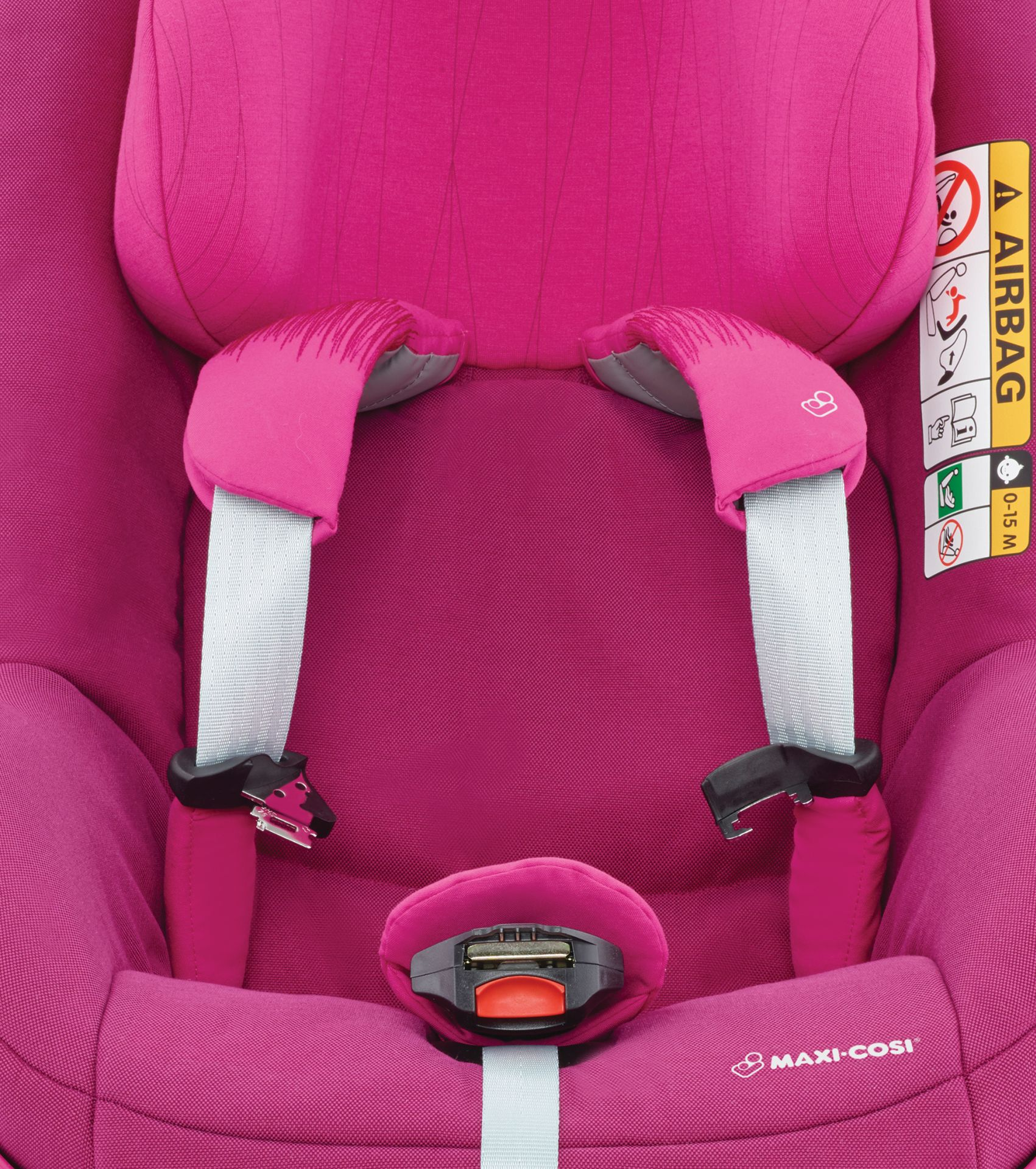 maxi cosi safety seat 2way pearl 2018 frequency pink buy at kidsroom car seats. Black Bedroom Furniture Sets. Home Design Ideas