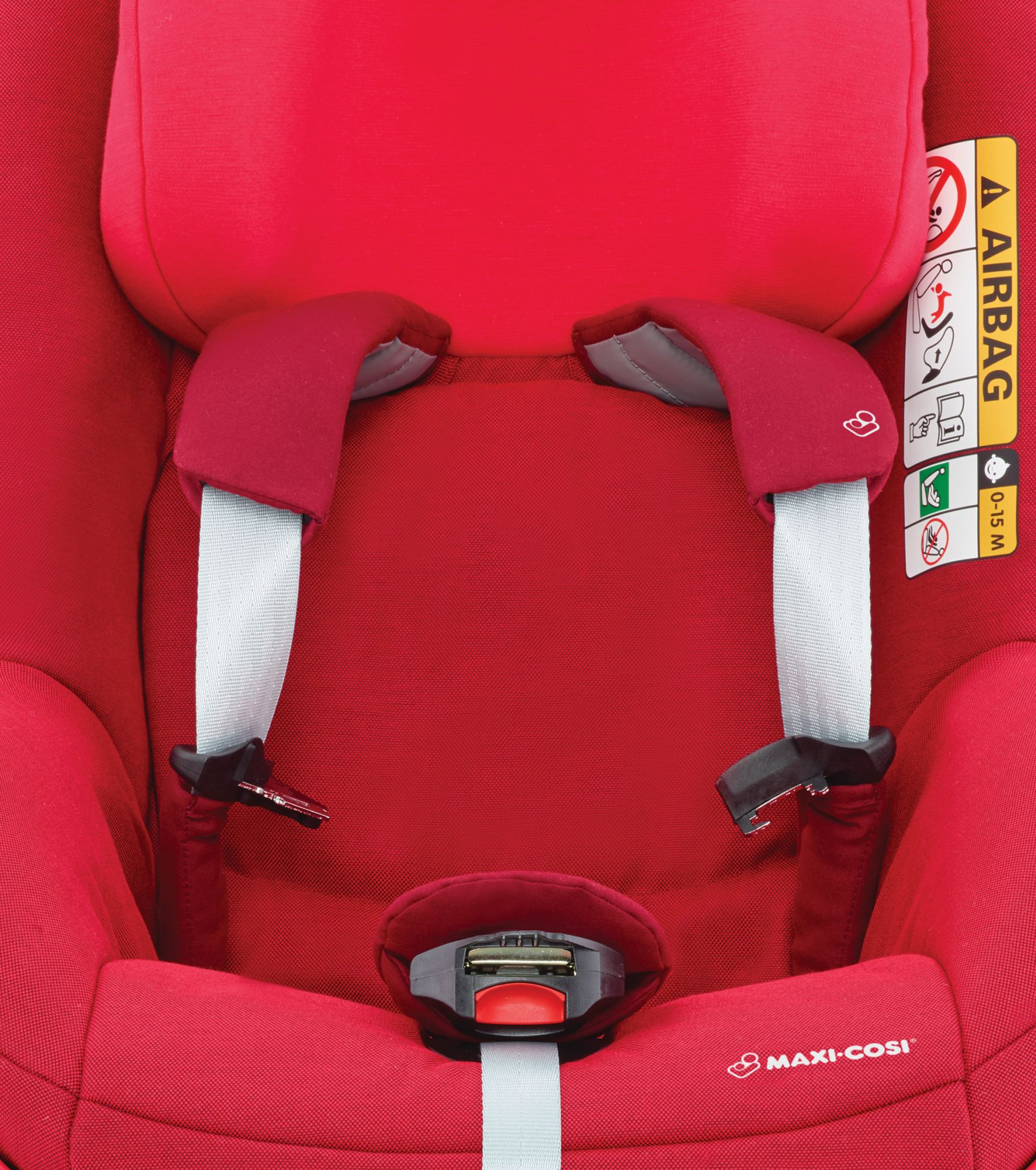 maxi cosi child car seat 2way pearl 2018 vivid red buy. Black Bedroom Furniture Sets. Home Design Ideas