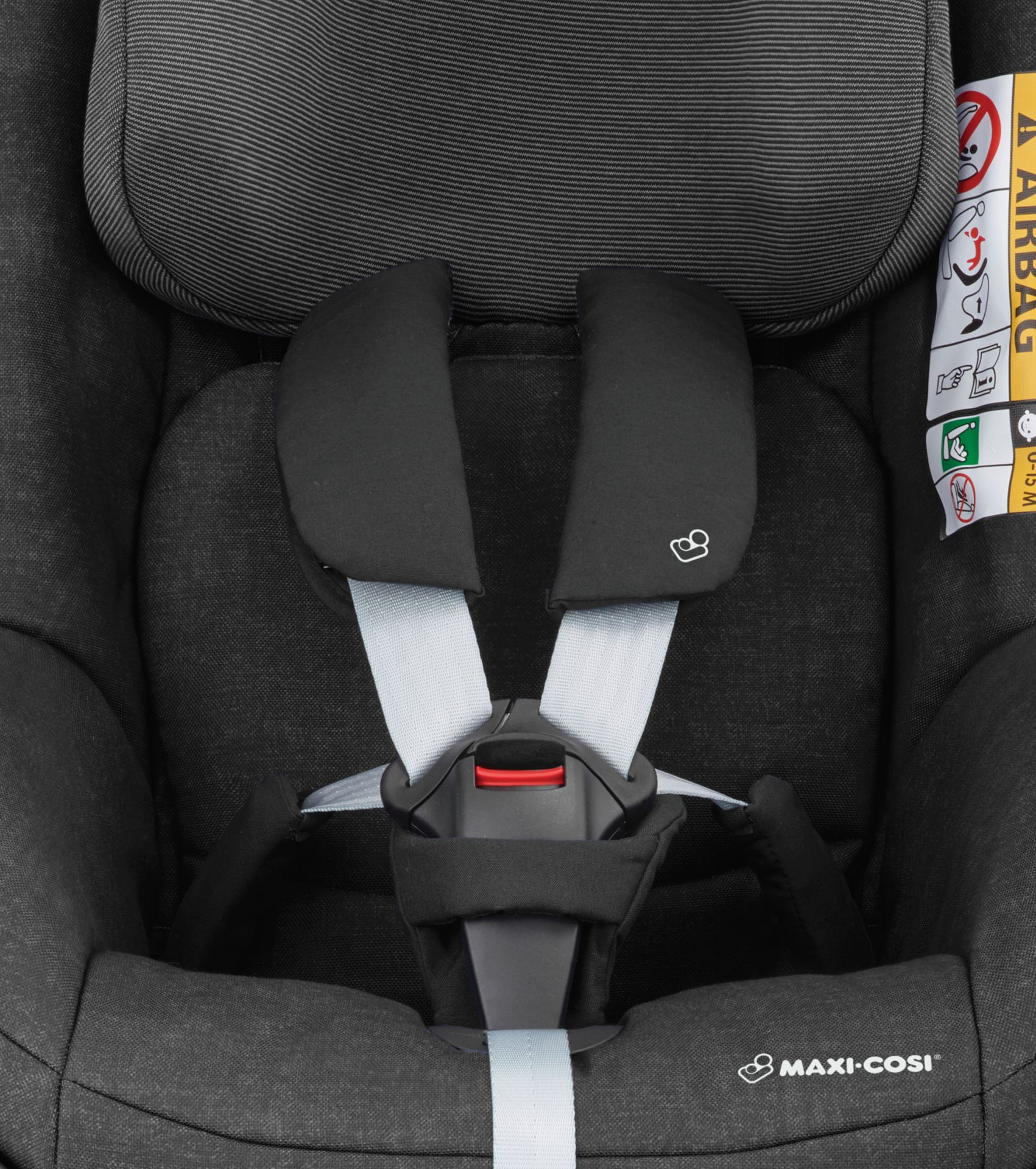 maxi cosi child car seat 2way pearl 2018 nomad black buy at kidsroom car seats. Black Bedroom Furniture Sets. Home Design Ideas