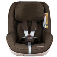 Maxi-Cosi Child Car Seat 2Way Pearl -  * The Maxi-Cosi 2Way Pearl is suitable for children with a body height from 67 cm to 105 cm and is to be installed in a rear-facing mode – since letting your child travel in a rear-facing mode for as long as possible provides more protection for his/ her head and neck.