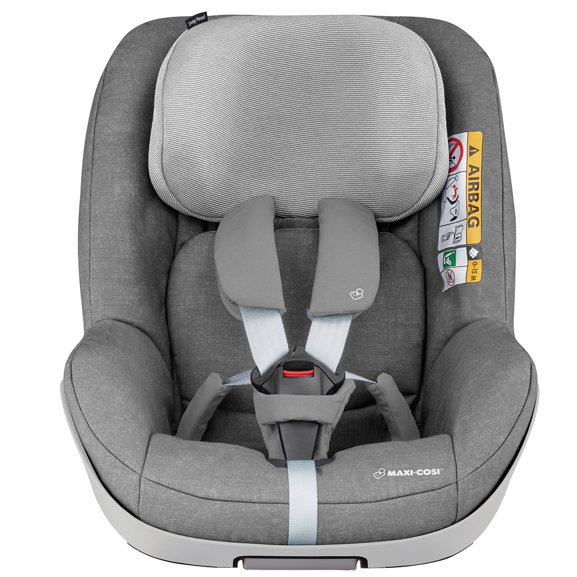 maxi cosi child car seat 2way pearl 2018 nomad grey buy at kidsroom car seats. Black Bedroom Furniture Sets. Home Design Ideas