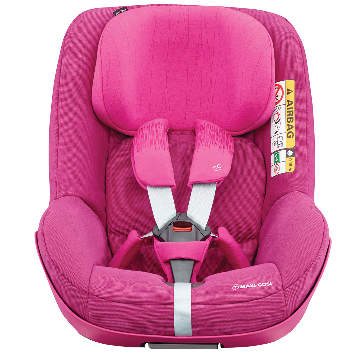 Maxi Cosi Child Car Seat 2Way Pearl Frequency Pink 2018