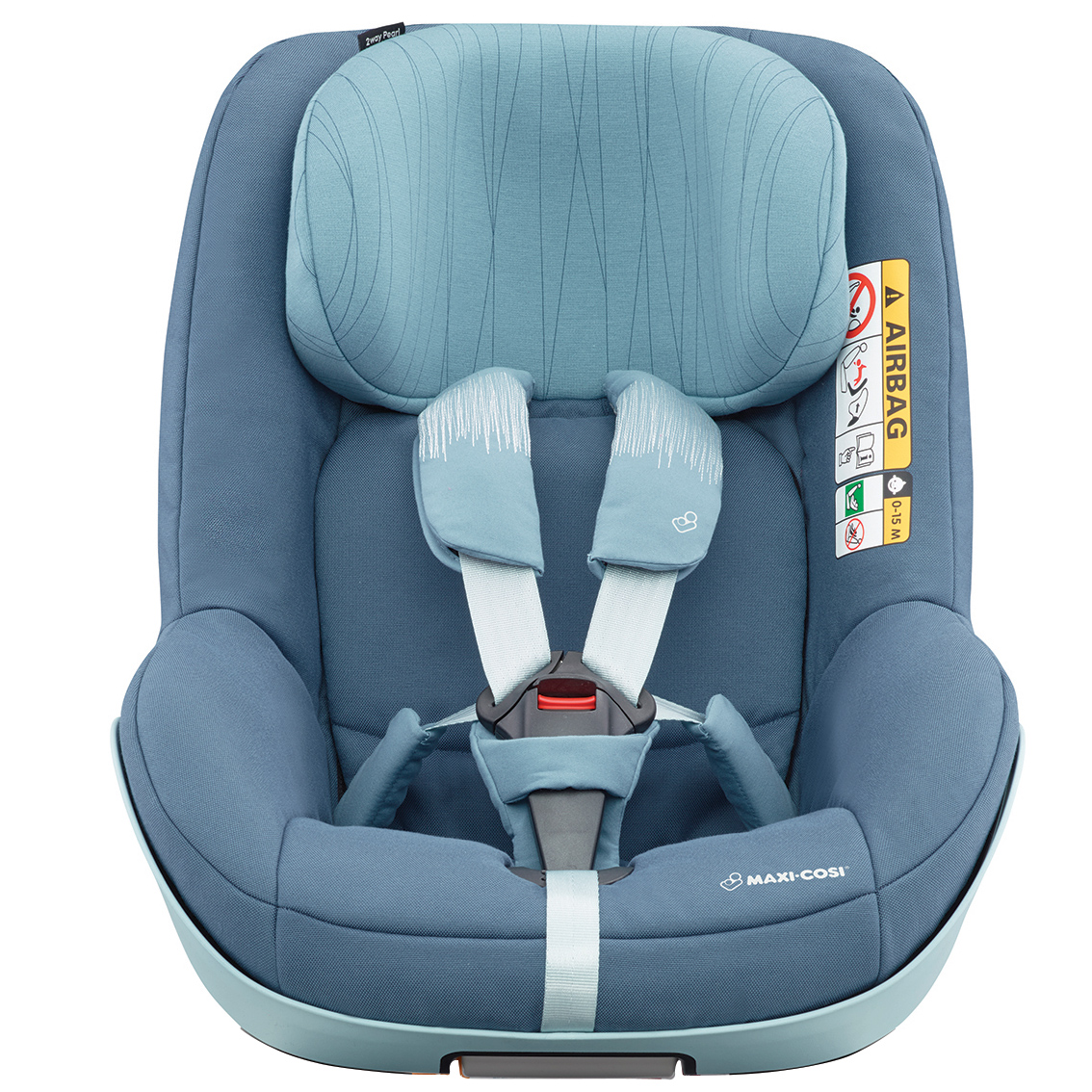maxi cosi safety seat 2way pearl 2018 frequency blue buy at kidsroom car seats. Black Bedroom Furniture Sets. Home Design Ideas