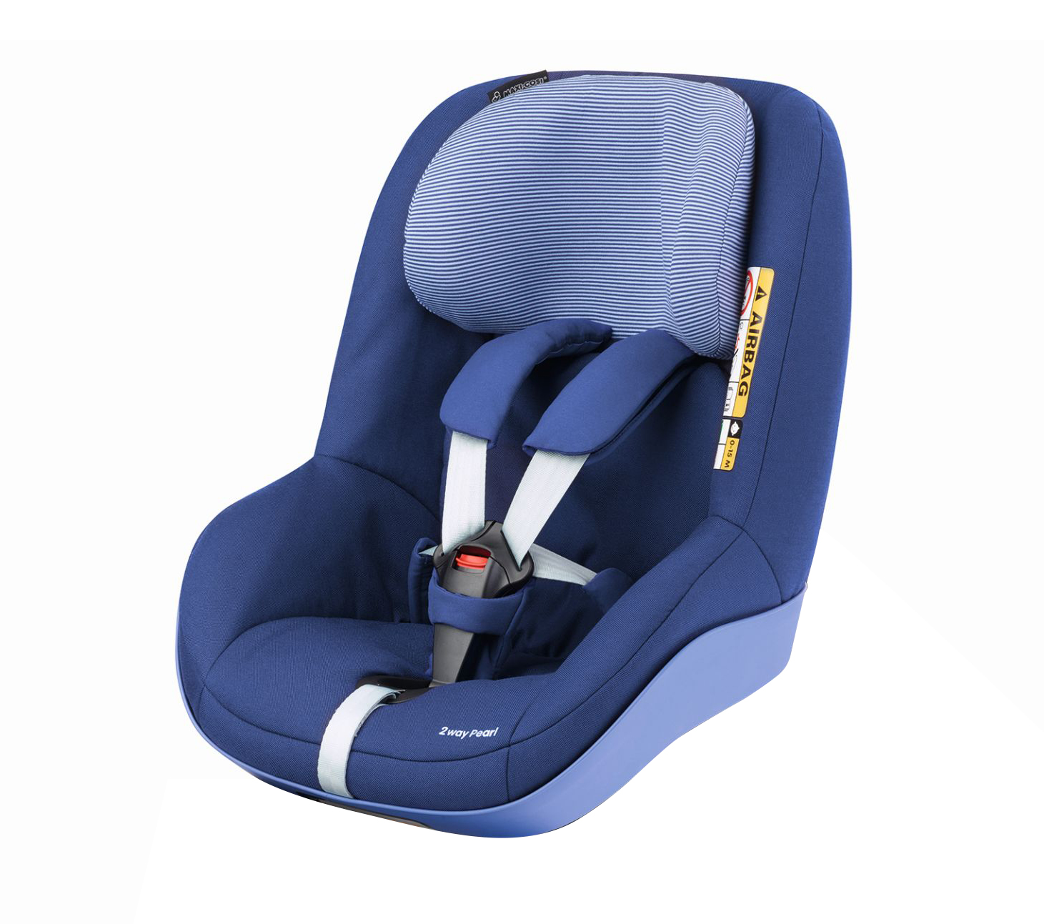 maxi cosi safety seat 2way pearl 2017 river blue buy at kidsroom car seats. Black Bedroom Furniture Sets. Home Design Ideas