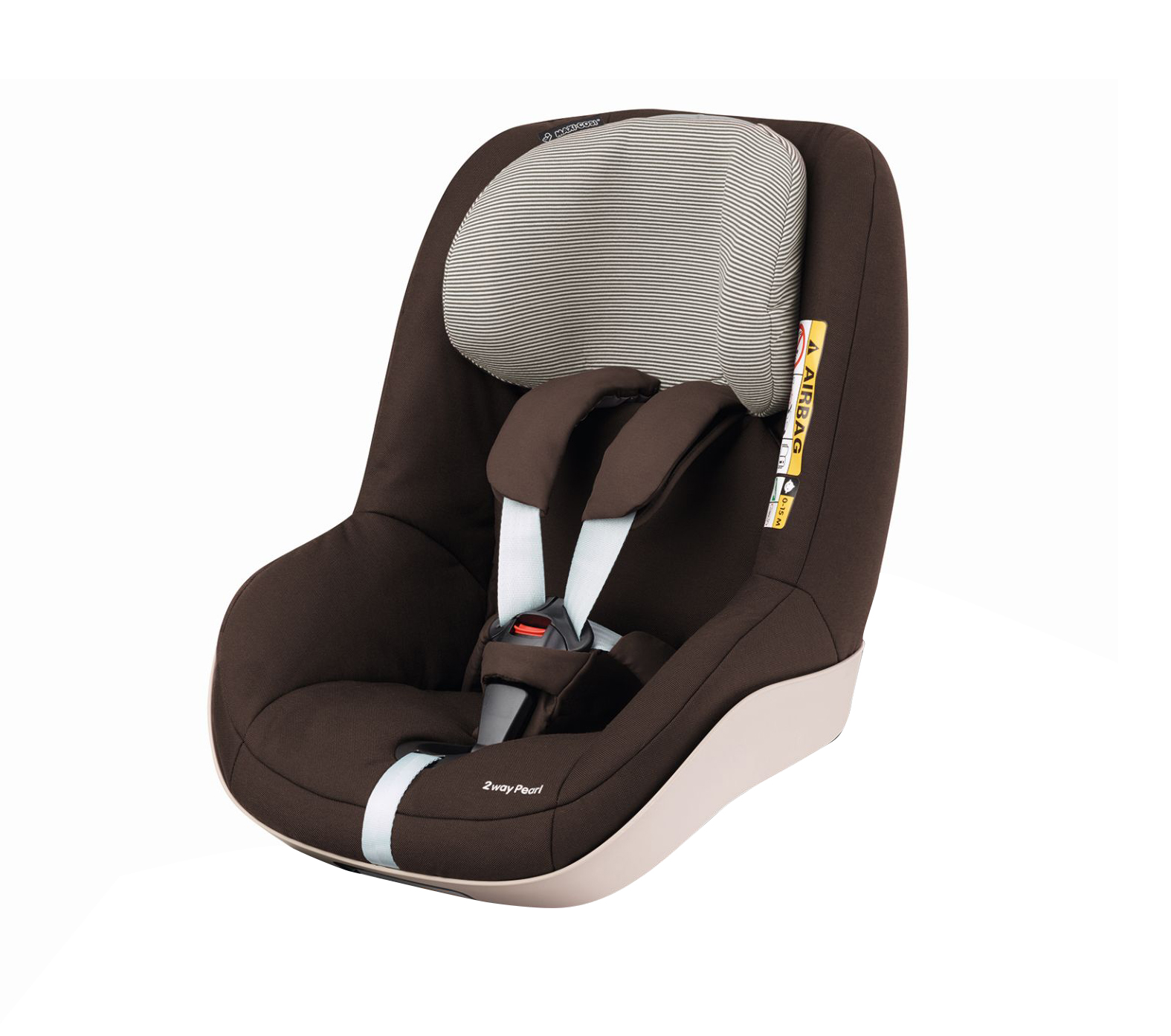 maxi cosi safety seat 2way pearl 2017 earth brown buy at kidsroom car seats. Black Bedroom Furniture Sets. Home Design Ideas
