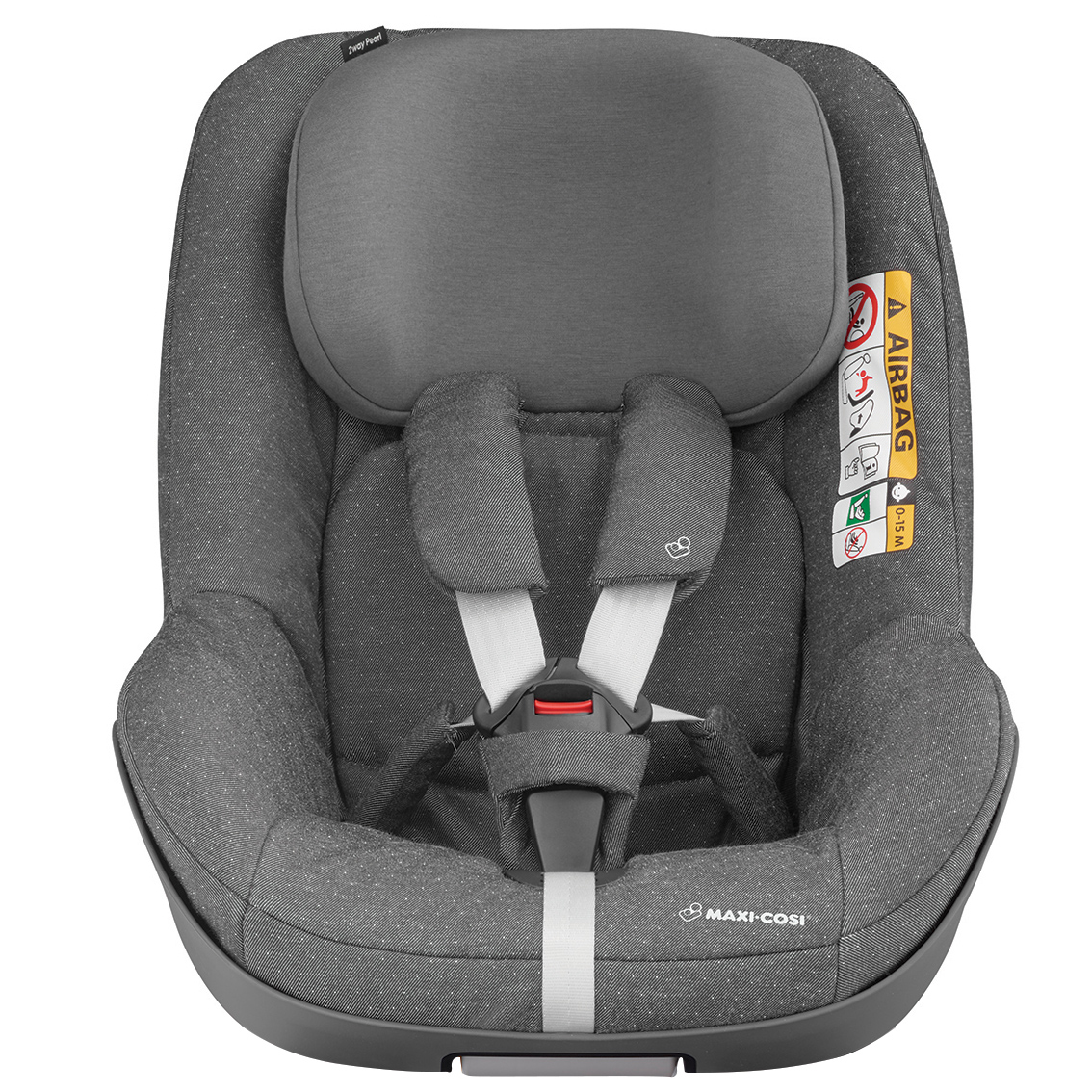 maxi cosi safety seat 2way pearl 2018 sparkling grey buy at kidsroom car seats. Black Bedroom Furniture Sets. Home Design Ideas