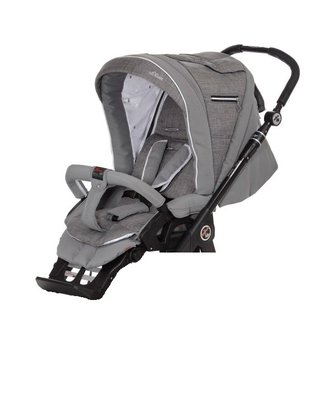 Hartan Stroller Topline S with LED 961 S.Oliver 2016 - large image