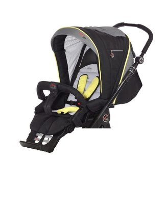 Hartan Stroller Topline S with LED 915 2016 - large image