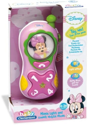 Minnie's cell phone 2015 - large image