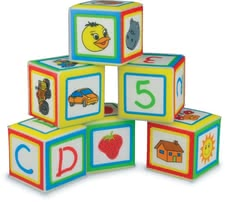 Baby soft cube - The baby soft cubes are versatile and suitable for your favorite from 6 months.