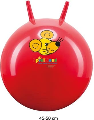 Hopper ball Junior - Support fun and outdoors - with the SpielMaus jump ball junior, in a playful way the movement of your child in the fresh air and healthy physical develop...