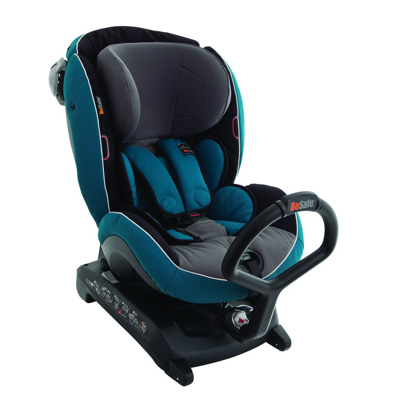 besafe rear facing child car seat izi combi x3 isofix 2015 petrol grey buy at kidsroom car seats. Black Bedroom Furniture Sets. Home Design Ideas