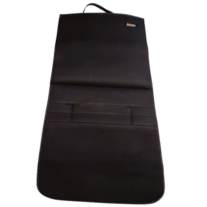 BeSafe Kick-Proof Cover -  * The padded kick-proof cover by BeSafe stands out as the ideal accessory for your reboard child car seat. It is suitable for child car seats that are installed in a rear-facing mode and protects the backrest of your car's backseat from being stained, damaged or worn off.