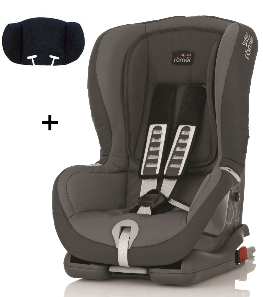 britax r mer child car seat duo plus trendline incl head support 2015 stone grey buy at. Black Bedroom Furniture Sets. Home Design Ideas
