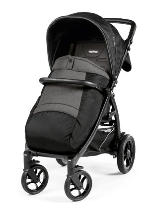 Peg-Perego Buggy Booklet Vibes Black 2018 - large image