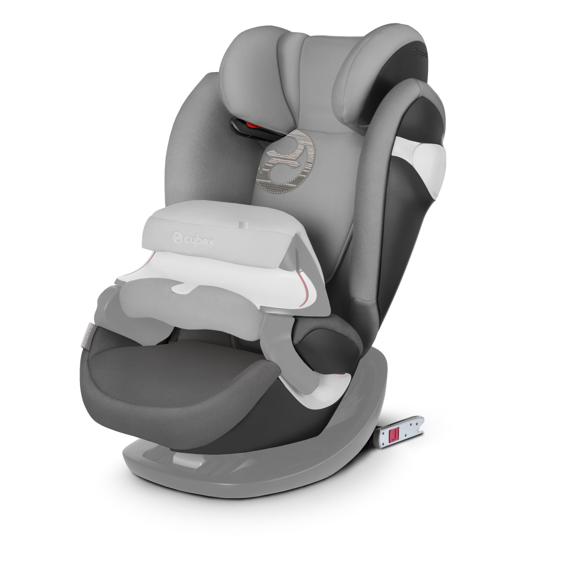 Cybex Child Car Seat Pallas M Fix 2019 Pure Black Black Buy At
