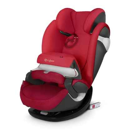 Cybex Child car seat Pallas M-Fix Infra Red - red 2017 - large image