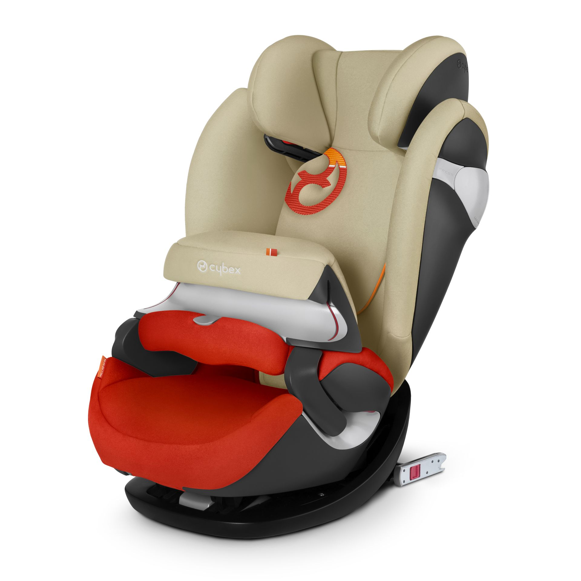 cybex child car seat pallas m fix buy at kidsroom car seats. Black Bedroom Furniture Sets. Home Design Ideas