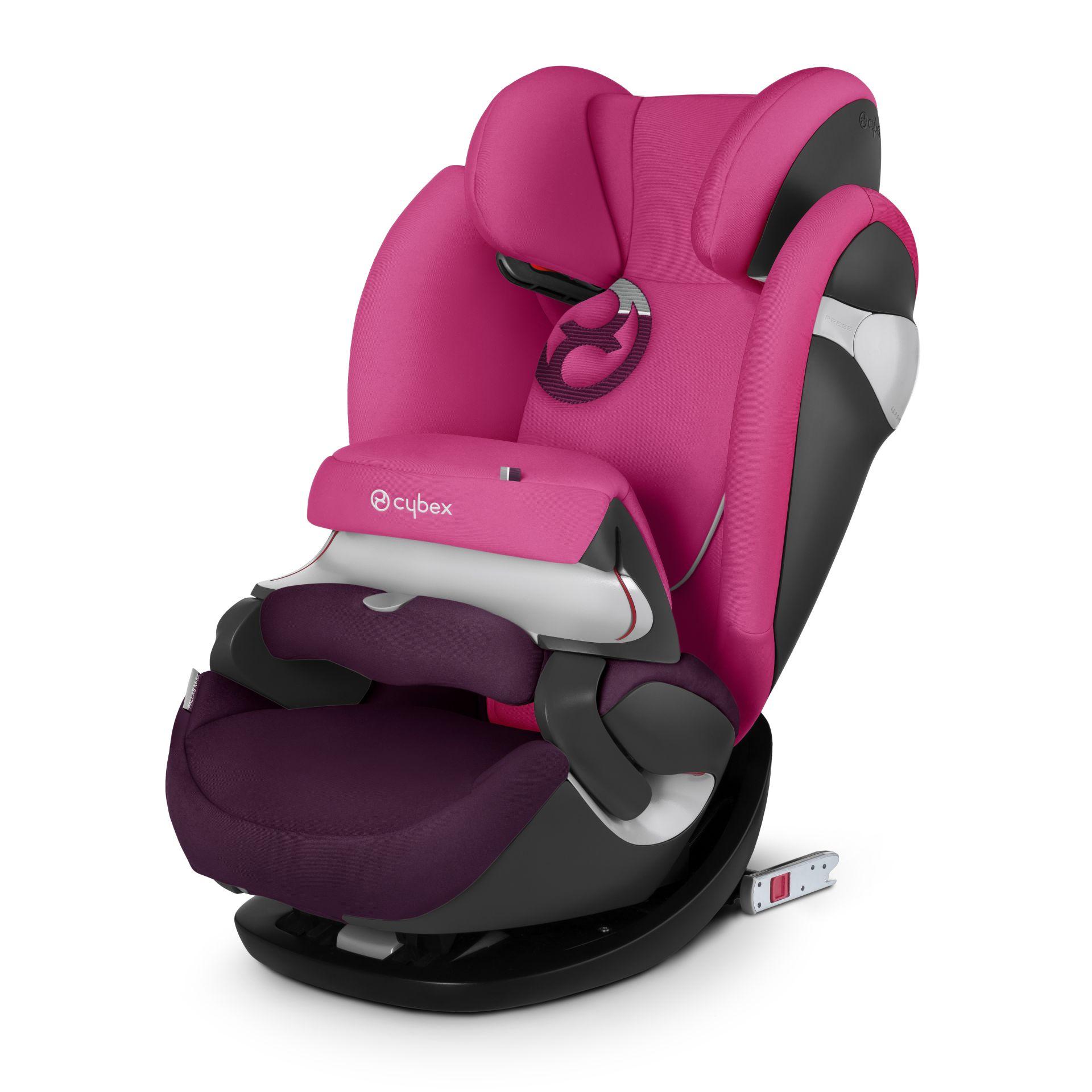 cybex child car seat pallas m fix 2017 mystic pink purple buy at kidsroom car seats