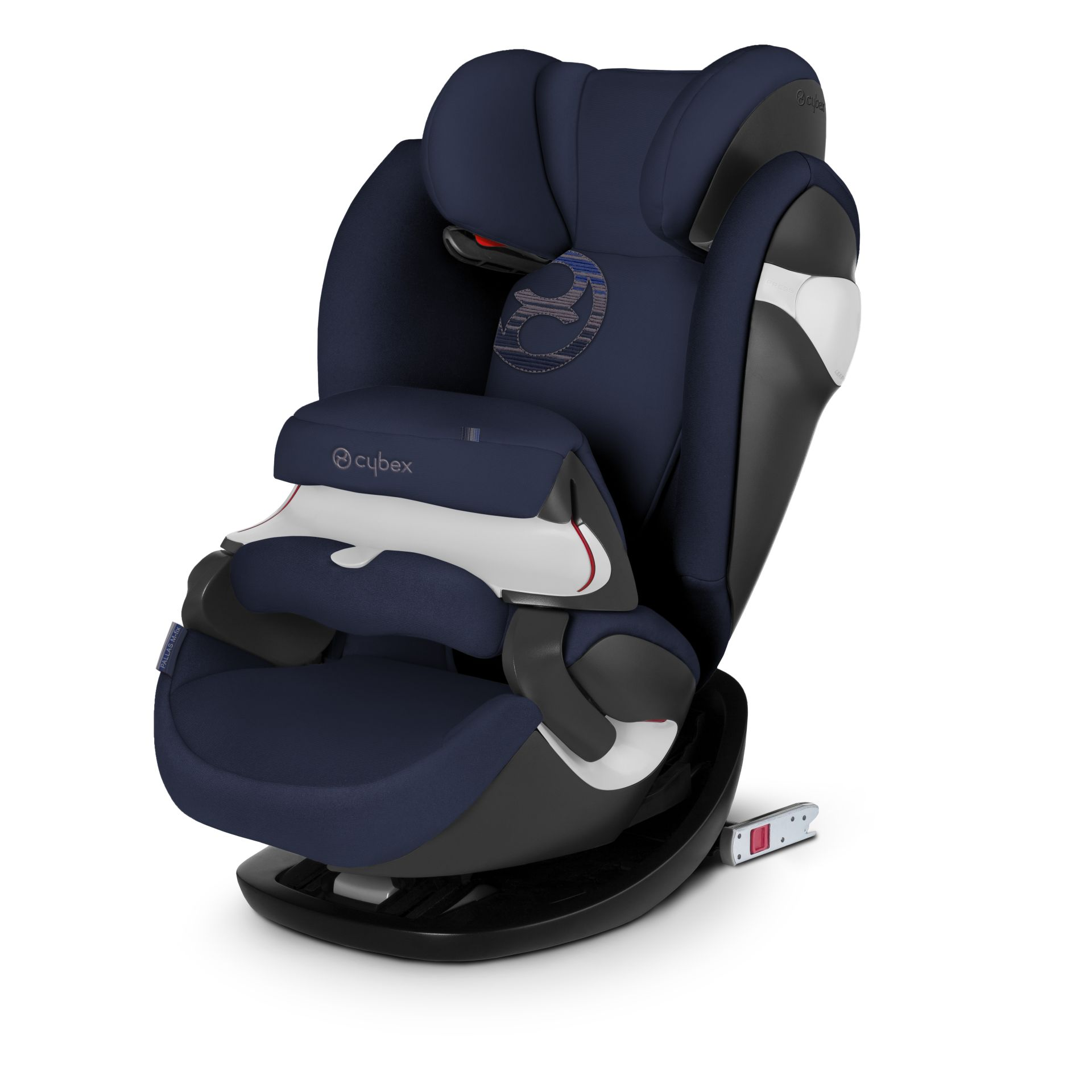 cybex child car seat pallas m fix 2018 denim blue blue buy at kidsroom car seats. Black Bedroom Furniture Sets. Home Design Ideas