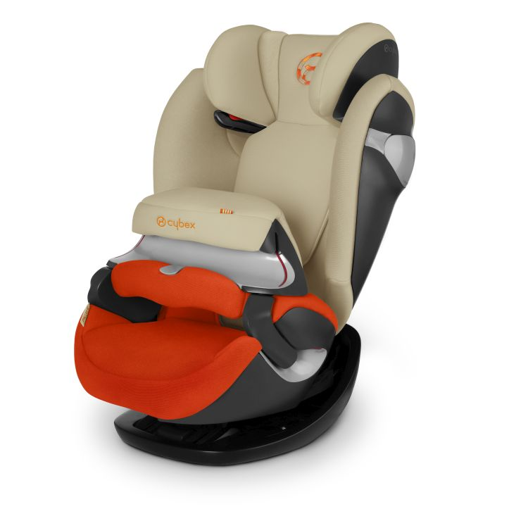 cybex child car seat pallas m 2016 autumn gold burnt red. Black Bedroom Furniture Sets. Home Design Ideas